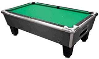 Shelti Bayside 8-Foot Home Pool Table Design: Charcoal Matrix