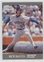 Rich DeLucia (Baseball Card) 1991 Fleer Ultra Update - Factory Set [Base] #U-50