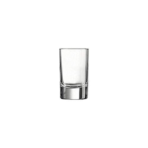 Arcoroc ARC J4238 Islande Longdrinkglas, 100 ml, Glas, transparent, 6 Stück