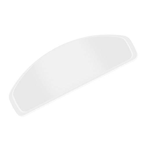 CerisiaAnn Motorrad-Helm-Linse, Anti-Beschlag-Folie, Universal-Helm, Anti-Beschlag-Visier, Nebelvisier-Brillen, Aufkleber für Helmvisier für Motorrad