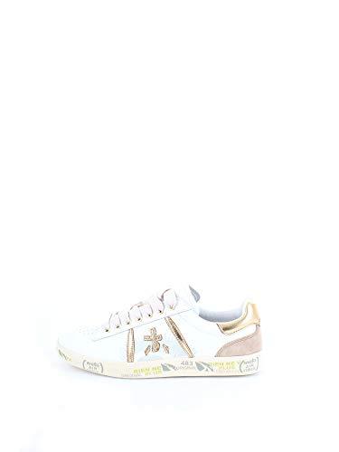 PREMIATA ANDYD 3900 - Zapatillas de running para mujer, color Blanco, talla 41 EU
