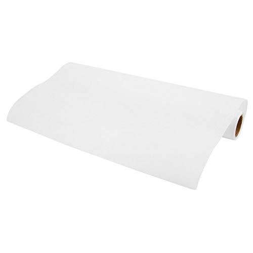 Resistente a altas temperaturas ambiental Antiadherente Fácil de limpiar Suministros para hornear de color blanco lechoso Papel para hornear para restaurante para barbacoa