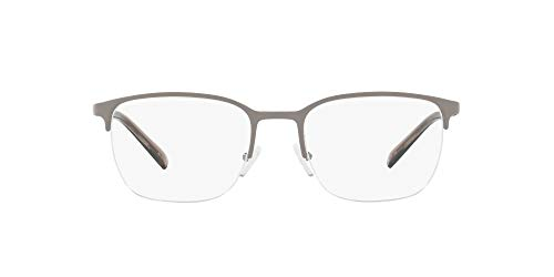 AX Armani Exchange Ax1032 - Montature rettangolari per occhiali da vista in metallo