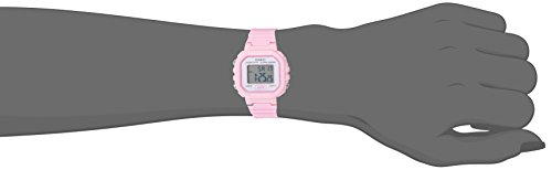 Casio watches Casio Women's Classic Quartz Watch with Resin Strap, Pink,