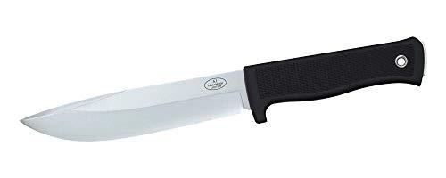 Fallkniven A1K - Cuchillo de hoja fija, Negro