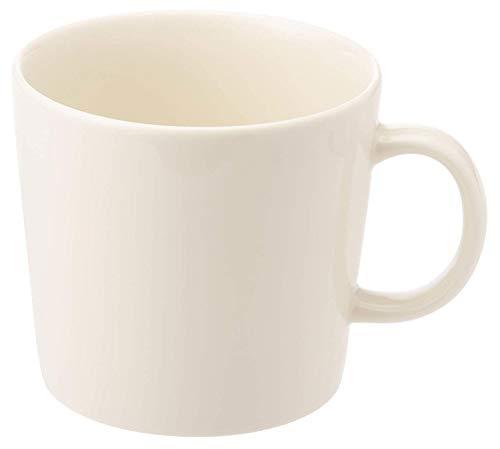 Iittala Teema White/valkoinen Becher hoch, weiß, 0,4L