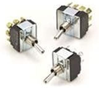TOGGLE CARLING TECHNOLOGIES HL254-73 SWITCH 15A 3PDT 250V