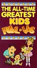 All Time Greatest Kids Foul Ups [VHS] image