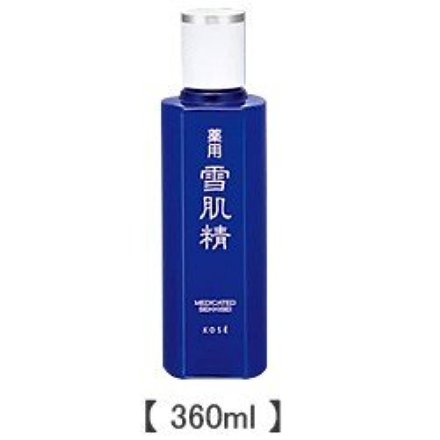 商標やる酸っぱいコーセー薬用 化粧水 360ml