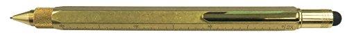 MONTEVERDE USA Tool 0.9mm Pencil - Solid Brass (MV35481)