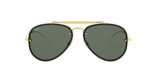 Óculos de Sol Ray Ban Blaze Aviador RB3584N 9050/71-61