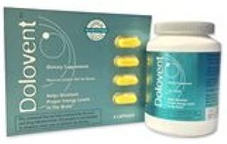Linpharma Dolovent Magnesium, B2, CoQ10 Dietary Supplement for Brain Health - 1 Bottle + 1 Sample