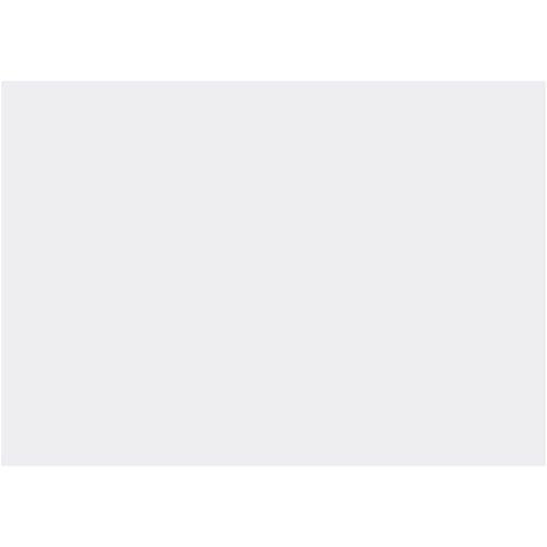 Fogli in schiuma EVA, formato A4, 21x 30cm, spessore di 2mm, 10fogli, colore: bianco