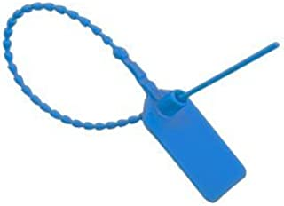 Blue Pull-Tite Security Seal (Package of 100)