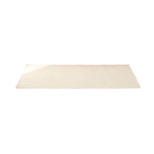 無印良品 インド綿手織ラグ/生成 140×200cm 82123456
