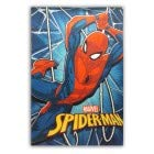 Plaid Spiderman Bleu 100 x 140 cm
