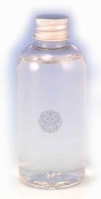 Aegean Teakwood Refill 3.4 oz Mantra Buddha Zodax Porcelain Diffuser
