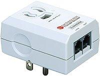 昭電 パソコン、ファクシミリ、多機能電話、TA、DSU用 SPD サンダーブロッカー SPR-TB-PT2-A1