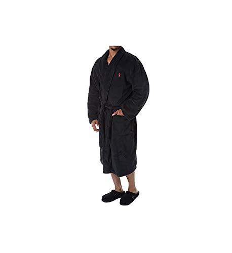 Polo Ralph Lauren Microfiber Plush Long Sleeve...