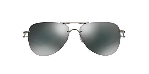 Oakley Unisex Tailpin (61 Mm) TAILPIN-0OO4086408601, Metal, 61