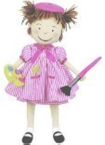 Madame Alexander 18 Purplicious Rag Doll by Madame Alexander