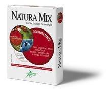 Aboca Natura Mix Revigorizante Concentrado Fluido 10Amp. 0.1 100 g