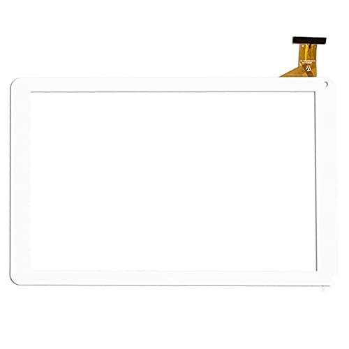 para SPC Heaven 10.1 9762216B Ver.2.6 Tableta Tablet Pantalla táctil Táctil Digitalizador Sensor Reemplazo Multitouch (Color : 9762216B Ver 2 6)