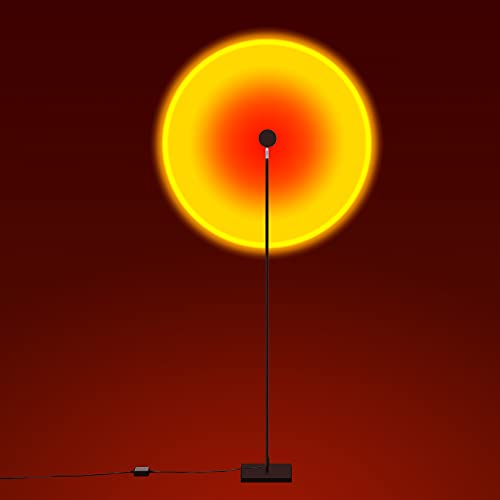 Spacenight LED Sunset Projection Floor Lamp Only $37.99 (Retail $75.99)