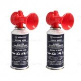 attwood,SEASENSE OR SEACHOICE Boat Marine Safety Sports Hand HELD 1.4 oz Small AIR Horn 2 Pack