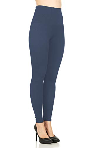 SPANX Assets Red Hot Label Shaping Leggings - 2268 (Small, Blue)