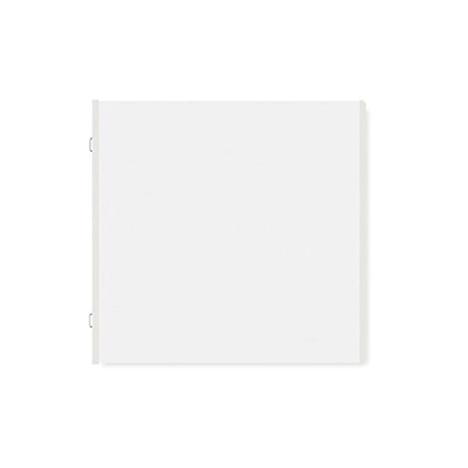 White 8x8 Pages with Protectors by Creative Memories