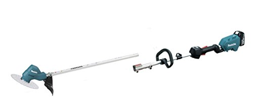 マキタ(Makita)  充電式草刈機 ループハンドル 分割棹 18V 3.0Ah バッテリ・充電器付 MUR186LDRF