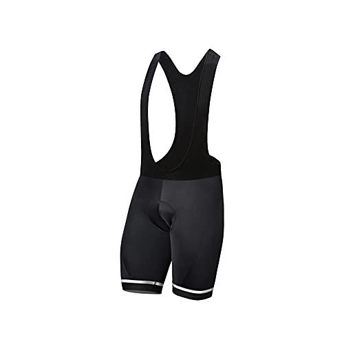 TTSJSM Fahrradhose,Radlerhose Herren Herren Radfahren Lätzchen Kurzer Fahrradhose Radfahren BIB Pants MTB Team Radfahren Shorts Fahrradgel Pad Bottom (Color : Bib Shorts 1, Size : 4XL)