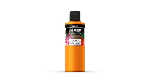 Vallejo 063033 Orange, Fluoreszierend, 200 ml