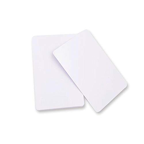 25PCS NTAG215 NFC Cards Blank White PVC ISO Card NTAG 215 NFC Tag Compatible with Amiibo and TagMo for Android and All Phone NFC Enabled