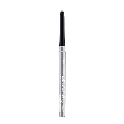 essence LONG-LASTING eye pencil, Kajal, Nr. 05 c\'est la vie!, grau, definierend, langanhaltend, vegan, Nanopartikel frei, ohne Parfüm (0,28g)