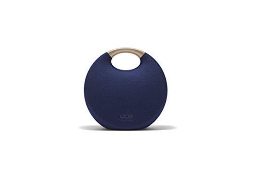 Harman Kardon Onyx Studio 5 Bluetooth Wireless Speaker (Onyx5) (Blue)|Standard/Upgrade/Home/Personal/Professional etc|1 Device/2 Devices etc||PC/Mac/Android etc|Disc|Disc