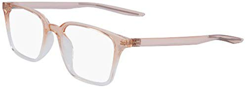 Nike Optical Model 7126 Color Washed Coral FADE Frame Size 50 mm Bridge Size 18 mm