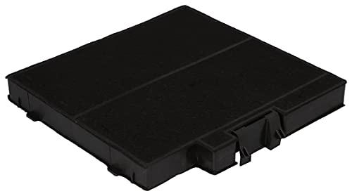 DREHFLEX - AK136 – Filtro de carbón adecuado para piezas nº 11022296 compatible con varias campanas extractoras de Balay, Bosch, Constructa, Neff, Junker, Ruh, Siemens, Viva Vorwerk