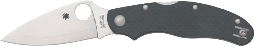 Spyderco Caly 3 Carbon Fiber Handle Folding Knife