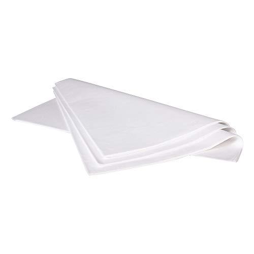 Clairefontaine 393601C - Une rame de papier de Soie 480 feuilles 50x75 cm 18g, Blanc