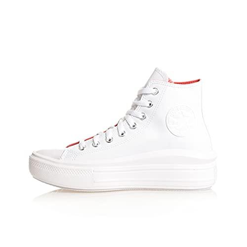 CONVERSE CTAS Move HI White 38