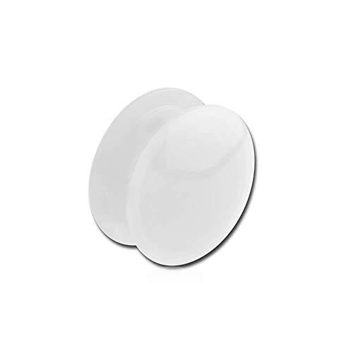 INOKI Plug Ohr- Spin-On Acryl Phosphorisierend - Durchmesser 10 MM