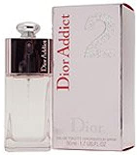 DIOR ADDICT 2 by Christian Dior EDT SPRAY 1.7 OZ for WOMEN