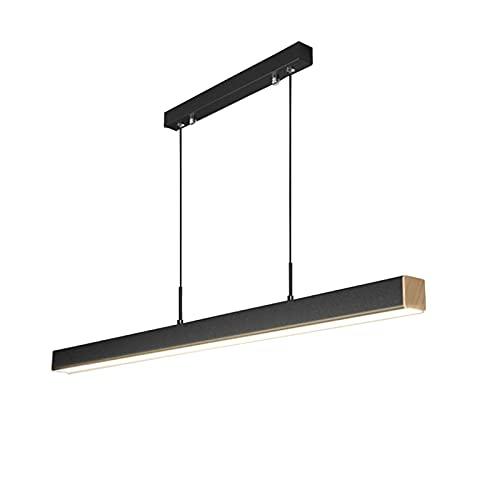 Candelabro Luces de Billar, Lámpara de salón Minimalista Moderna, Regulable/Altura Ajustable/Araña Larga, Cocina/Oficina/Comedor(Size:80cm,Color:Atenuación Continua)