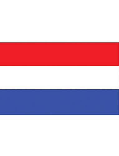 "TrendClub100® Fahne Flagge ""Niederlande Netherlands NL"" - 150x90 cm / 90x150cm"