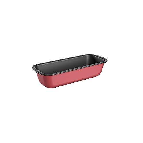 Forma Para Pão 30x12, 5x7cm Brinox 30 X 12, 5 X 7 Cm - Cereja Brinox Brinox Bakeware Vermelho Cereja No Voltagev