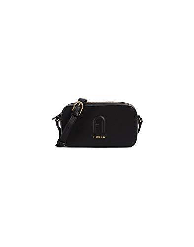 FURLA Rita Mini Umhängetasche E35000 O6000 schwarz
