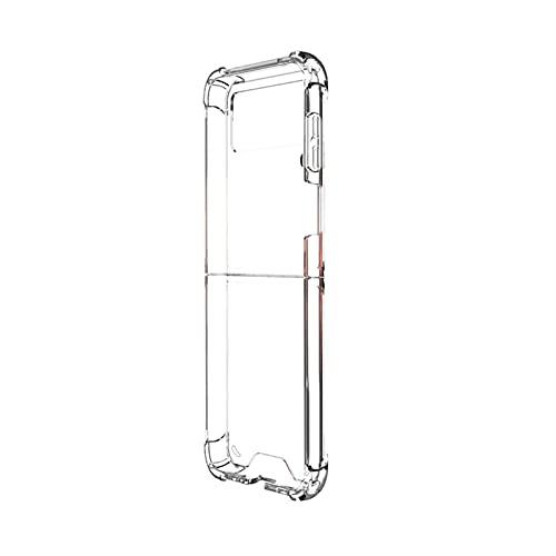voctapat Funda para teléfono Galaxy Z Flip, Carcasa Protectora Plegable Duradera para teléfono para Samsung Galaxy Z Flip 3 5G
