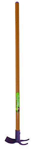 Spear & Jackson 50266 Serfouette Panne et Fourche Enfant Plastique, Violet